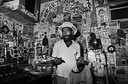Lee Perry -  Black Ark Studio Kingston - Jamaica 1979