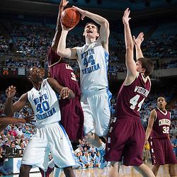 2010-11-28 College of Charleston at North Carolina basketball