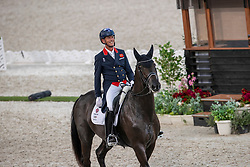 Hester Carl, GBR, En Vogue, 135<br /> Olympic Games Tokyo 2021<br /> © Hippo Foto - Stefan Lafrentz<br /> 27/07/2021no
