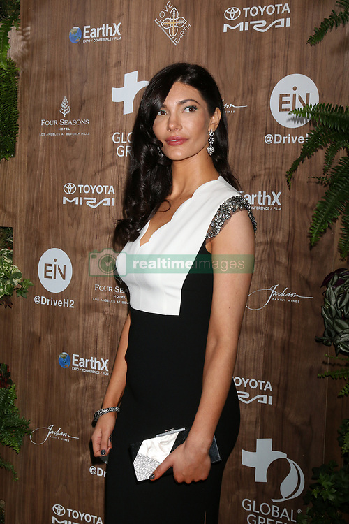 February 20, 2019 - Beverly Hills, CA, USA - LOS ANGELES - FEB 20:  Julia Jackson at the Global Green 2019 Pre-Oscar Gala at the Four Seasons Hotel on February 20, 2019 in Beverly Hills, CA (Credit Image: © Kay Blake/ZUMA Wire)