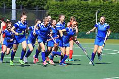 U18 Girls Wales v Scotland Game 3