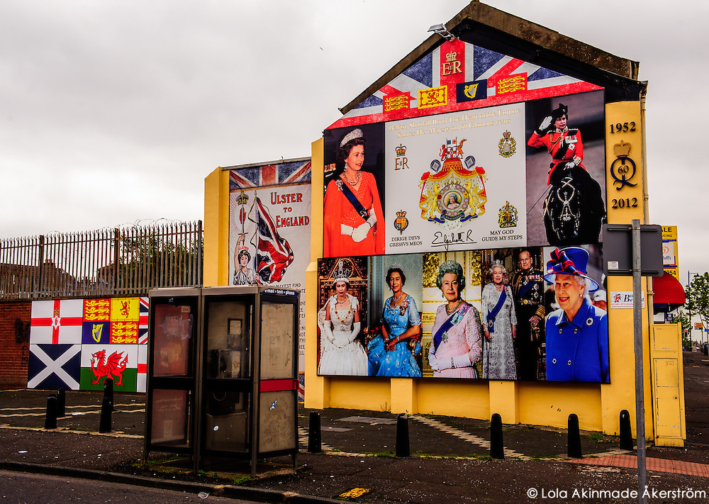 History on the streets of Belfast