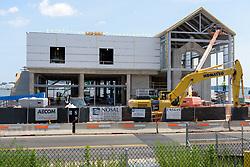 Boathouse at Canal Dock Phase II   State Project #92-570/92-674 Construction Progress Photo Documentation No. 13 on 21 Julyl 2017. Image No. 01