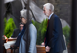 © Licensed to London News Pictures. 27/02/2019. London, UK. Labour Party Leader JEREMY CORBYN is seen at The House of Parliament after PMQs and after an investigation was launched in to MP Chris Williamson for remarks he made about Labour Party handling of anti-semitism. Photo credit: Ben Cawthra/LNP
