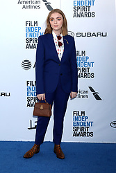 February 23, 2019 - Santa Monica, CA, USA - LOS ANGELES - FEB 23:  Elsie Fisher at the 2019 Film Independent Spirit Awards on the Beach on February 23, 2019 in Santa Monica, CA (Credit Image: © Kay Blake/ZUMA Wire)