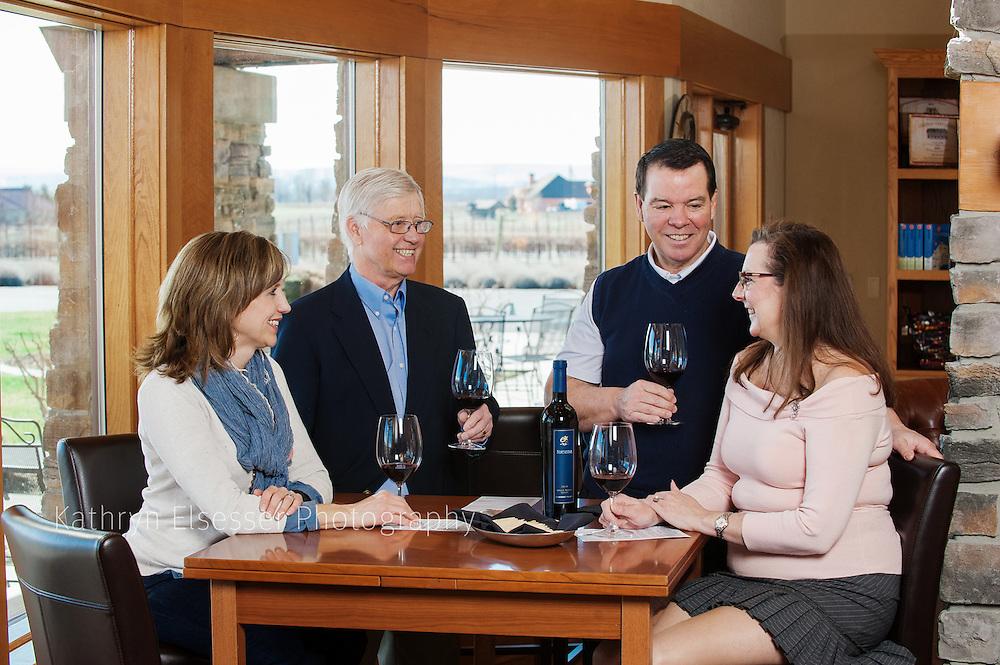 Tasting Room at NorthStar Winery