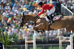 Sprunger Janika, SUI, Bonne Chance Cw<br /> Olympic Games Rio 2016<br /> © Hippo Foto - Dirk Caremans<br /> 17/08/16