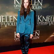 NLD/Amsterdam/20160222 - Premiere Knielen op een Bed Violen, Gaite Jansen