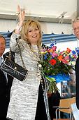 Prinses Máxima bij uitreiking predikaat 'School Zonder Racisme