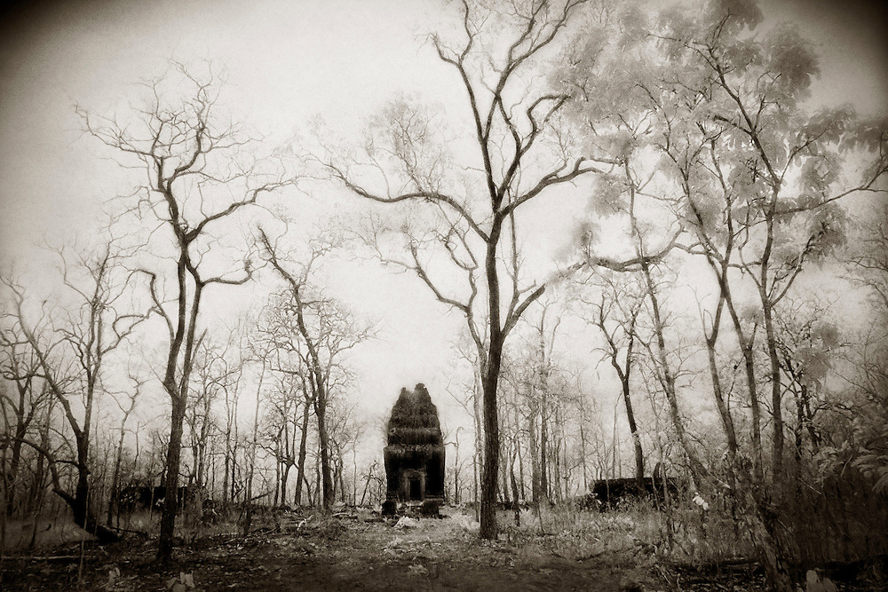 Two Faces - The Bayon.