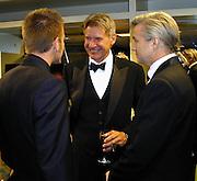 Ewan McGregor, Harrison Ford & Baz Luhrmann.Hollywood Movie Awards Gala.For The Hollywood Film Festival.Beverly Hilton Hotel.Los Angeles, CA, USA.August 06, 2001.Photo by Celebrityvibe.com..