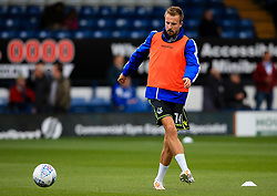 Chris Lines of Bristol Rovers warms up - Mandatory by-line: Matt McNulty/JMP - 19/08/2017 - FOOTBALL - Gigg Lane - Bury, England - Bury v Bristol Rovers - Sky Bet League One