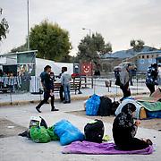 Kara Tepe camp, Lesvos, Greece
