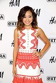 Karen Fukuhara Visits 'Extra'