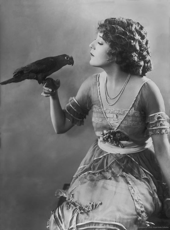 Mary Pickford, actress, 1920