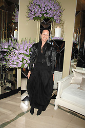 AMANDA HARLECH at the 10th Anniversary Party of the Lavender Trust, Breast Cancer charity held at Claridge's, Brook Street, London on 1st May 2008.<br /><br />NON EXCLUSIVE - WORLD RIGHTS