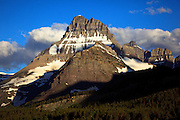 Mt Wilbur, Glacier National Park