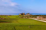 16-10-2015 -  Foto: West Course Verdura Resort. Genomen tijdens een persreis met de Rocco Forte Invitational op Verdura Golf & Spa Resort in Sciacca (Agrigento), Italië.