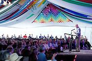 Opening remarks at the 2014 Aspen Ideas Festival in Aspen, CO. ©Brett Wilhelm