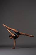 Dancer: Oana Barber, Photo by Nathan Sweet Photography