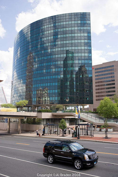 Office tower for The Phoenix Companies, Hartford, CT