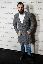 """02.12.2015, Madrid, ESP, Moet & Chandon Party, OpenTheNow, im Bild Ivan Sevilla Perez (Huecco) attends to the // Red Carpet of the party """"OpenTheNow of Moet & Chandon in Madrid, Spain on 2015/12/02. EXPA Pictures © 2015, PhotoCredit: EXPA/ Alterphotos/ BorjaB.hojas<br /> <br /> *****ATTENTION - OUT of ESP, SUI*****"""
