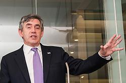 Gordon Brown MP 2008