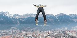 02.01.2016, Bergisel Schanze, Innsbruck, AUT, FIS Weltcup Ski Sprung, Vierschanzentournee, Training, im Bild Taku Takeuchi (JPN) // Taku Takeuchi of Japan during his Practice Jump for the Four Hills Tournament of FIS Ski Jumping World Cup at the Bergisel Schanze, Innsbruck, Austria on 2016/01/02. EXPA Pictures © 2016, PhotoCredit: EXPA/ JFK