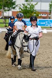 14.2, Pony-Führzügel-WB,Leck - Kreisjugendturnier 05. - 06.06.2021, Jesse Moritz Martensen (GER), Filou,