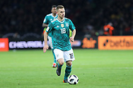 Joshua Kimmich (Germany) during the International Friendly Game football match between Germany and Brazil on march 27, 2018 at Olympic stadium in Berlin, Germany - Photo Laurent Lairys / ProSportsImages / DPPI