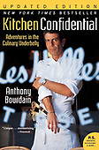 """May 22, 2000 - WORLDWIDE: Anthony Bourdain """"Kitchen Confidential"""" Book Release"""