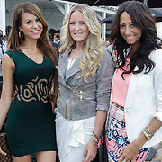 NLD/Amsterdam/20120601 - Uitreiking Talkies Terras Awards 2012, de Modemeisjes, Tamara Elbaz, Josh Veldhuizen en Maria Tailor