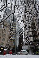 Lloyds of London building, City, London, England, Britain 2 Feb 2009
