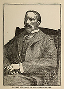 Alfred Milner, 1st Viscount Milner, KG, GCB, GCMG, PC (23 March 1854 – 13 May 1925) was a British statesman and colonial administrator who played a role in the formulation of foreign and domestic From the Book ' The real Kruger and the Transvaal ' Bunce, Charles T; McKenzie, Frederick Arthur, 1869-1931; Du Plessis, C. N. J . Published by Street & Smith, New York, 1900