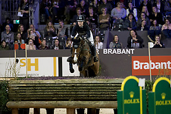 Kluytmans Ilonka, NED, Canna There He IS<br /> Indoor Brabant - Den Bosch 2017<br /> © Hippo Foto - Dirk Caremans<br /> 09/03/2017