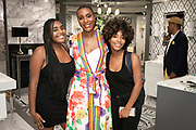 New York, NY - June 6, 2019: Iconoclast Dining Experience presents Impolite Conversation, a reception and panel discussion at the Viking showroom and The Artistic Tile showroom in The A&D Building in Midtown. <br /> <br /> Photo by Clay Williams.<br /> <br /> © Clay Williams / http://claywilliamsphoto.com