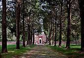 Historic Christ Church in Weems VA