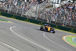 March 15, 2019 - during Friday Practice at the Australian Formula 1 Grand Prix in Melbourne on March 15, 2019  (Credit Image: © Christopher Khoury/Australian Press Agency via ZUMA  Wire)