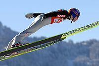 Hopp , 29 .januar 2007 , OBERSTDORF,DEUTSCHLAND,NORDISCH, SKISPRINGEN - FIS Weltcup Skispringen. Bild zeigt Anders Jacobsen (NOR).<br /> Norway only