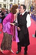 Ken Stoll, (The Vice) .BAFTA Television Awards, sponsored by the Radio Times, Grosvenor House. London. 13 May 2001. © Copyright Photograph by Dafydd Jones 66 Stockwell Park Rd. London SW9 0DA Tel 020 7733 0108 www.dafjones.com
