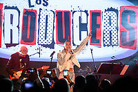 Greeicy performs onstage during the 9th Annual BMI & Rebeleon Entertainment's 'Los Producers Charity Concert' held at The Hard Rock Cafe on November 14, 2019 in Las Vegas, Nevada, United States (Photo by JC Olivera for BMI & Rebeleon Entertainment)