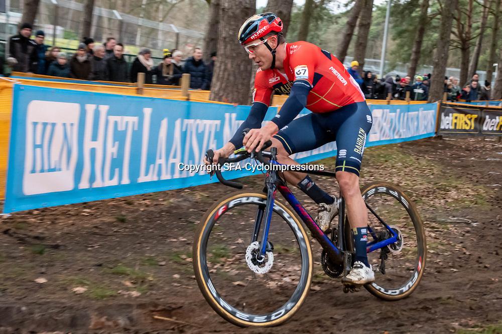 26-12-2019: Cycling: CX Worldcup: Heusden-Zolder: Heinrich Haussler