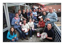Largs Regatta Week 2011..Round Cumbraes Weekend Winners