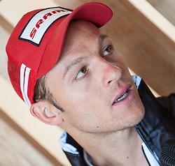 06.09.2012, Vitaslhotel Saliter Hof, Saalfelden, AUT, Swiss Cycling Fototermin, im Bild Ralph Naef (SUI). EXPA Pictures © 2012, PhotoCredit: EXPA/ Juergen Feichter