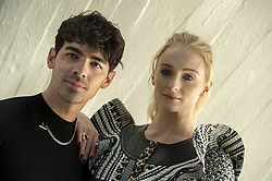 File photo - Joe Jonas and Sophie Turner attend the Louis Vuitton Cruise 2020 Fashion Show at TWA Terminal in JFK Airport on May 08, 2019 in New York City. Game Of Thrones' Sophie Turner and Joe Jonas of Jonas Brothers fame are reportedly expecting their first child together. JustJared reported the exclusive, with multiple sources confirming the news that Turner is pregnant. Photo by Lionel Hahn/ABACAPRESS.COM