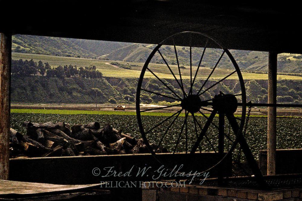 Salinas Valley BBQ ~ Santa Lucia Mountains