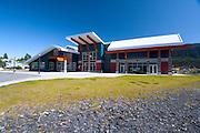 Southeast Alaska.  Wrangell, Convention Center