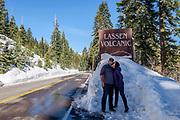 Lassen Volcanic National Park...park number 58 of 59!