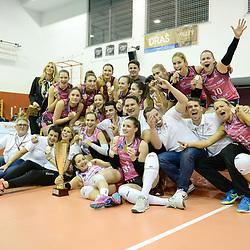 20171222: SLO, Volleyball - Pokal Slovenije 2017, Finale zenske, OK Nova KBM Branik vs Calcit Volley