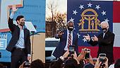 January 04, 2021 (GA): President-Elect Biden Campaigns With Democratic GA Senate Candidates